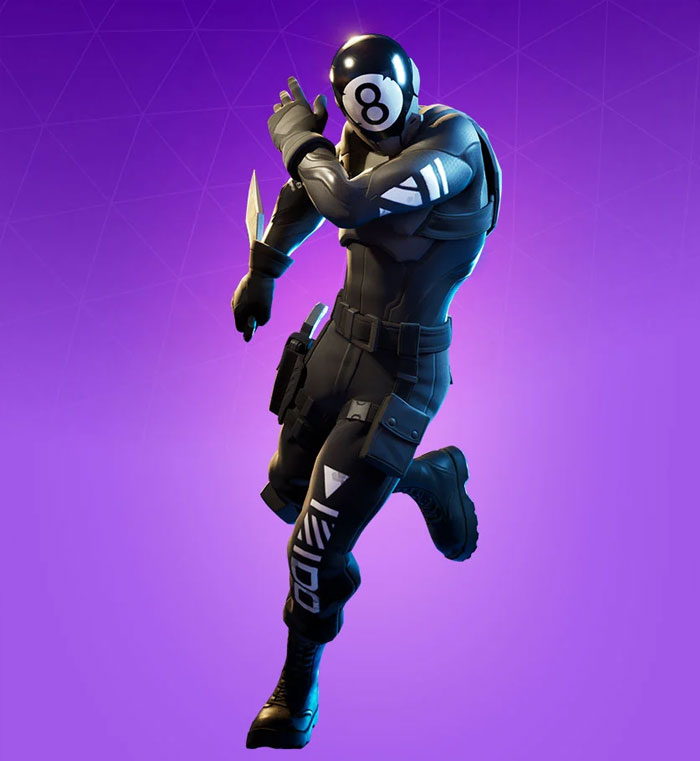 Photo of 8 Ball Fortnite Skin