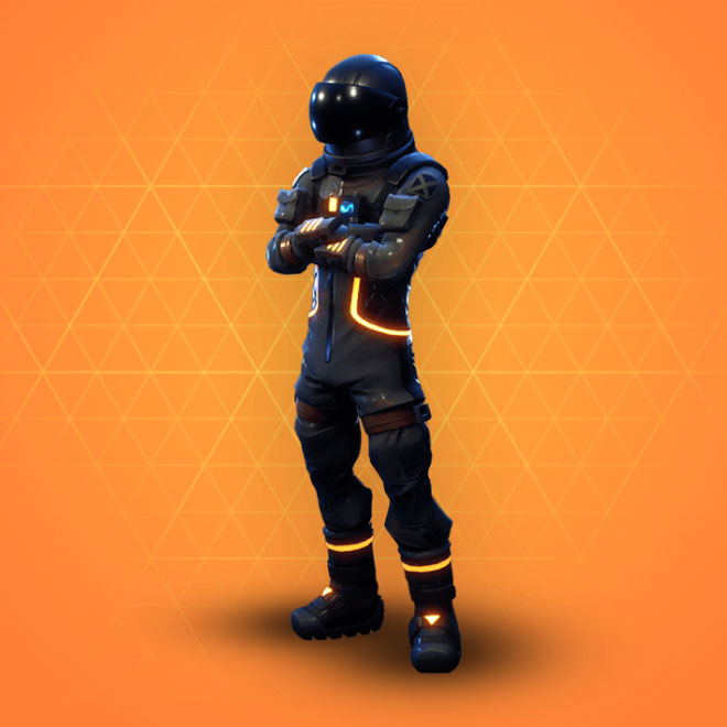 Dark Voyager Fortnite Skin