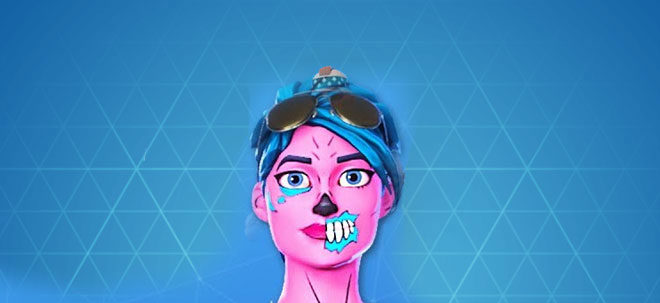 Pink Ghoul Trooper