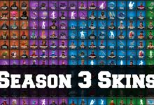 Photo of Fortnite Season 3 Skins