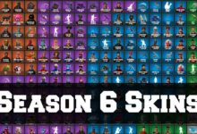Photo of Fortnite Season 6 Skins