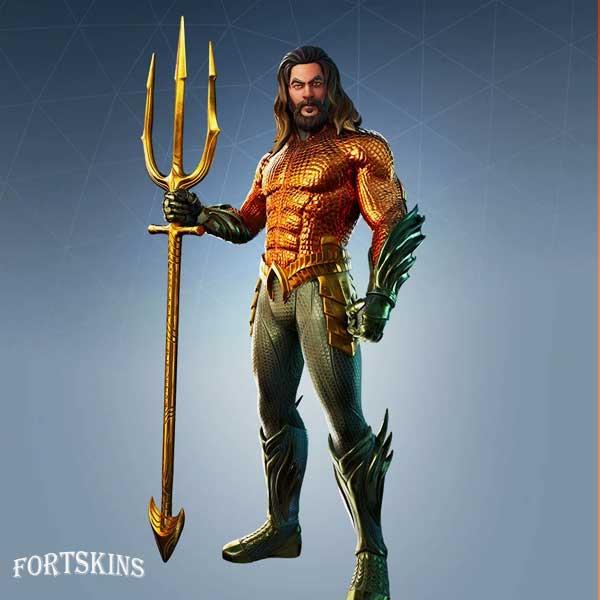 Photo of Aquaman Skin