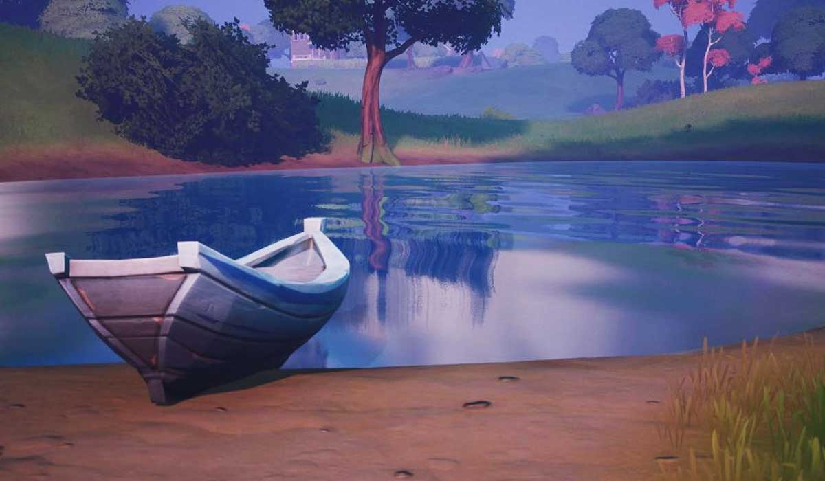 Photo of Where is Flopper Pond in Fortnite?