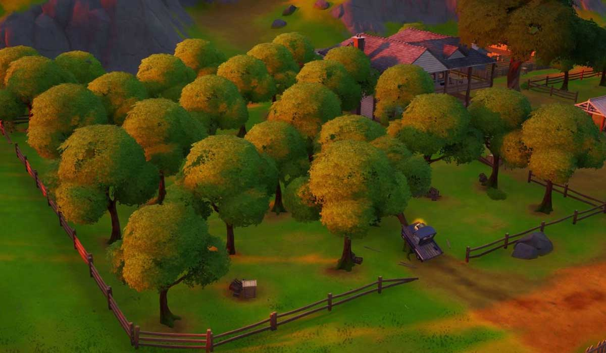 Photo of What is the Orchard in Fornite?