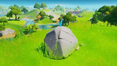 Fortnite Skye's Sword Locations
