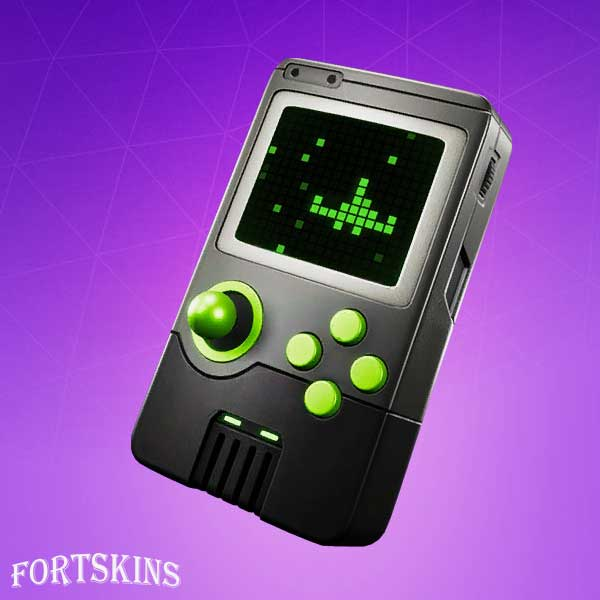 Photo of Gameplan Back Bling