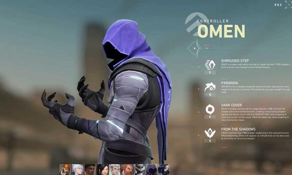 Omen-Valorant-Agent