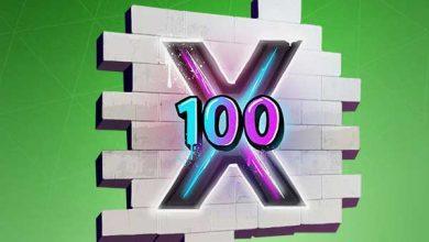Season Level 100 (Season X) Spray