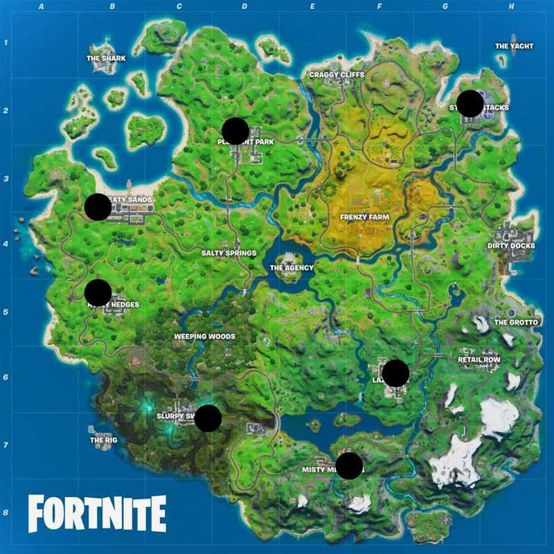 Shadow Dropbox Locations
