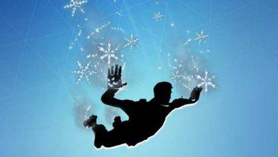 Snowflakes Contrail
