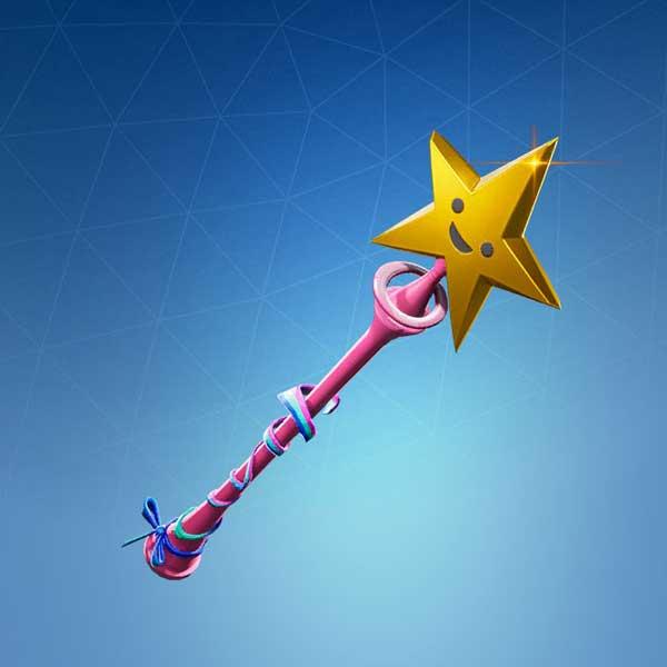 Star Wand Pickaxe