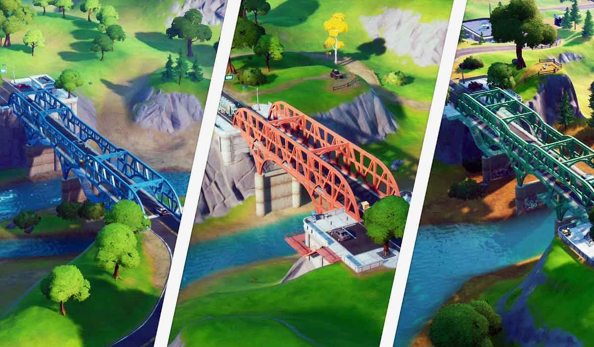 Photo of Where are all the Bridges in Fortnite?