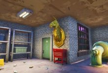 Photo of Where is the Midas Golden Llama in Fortnite?