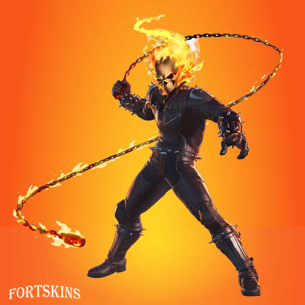 Photo of Ghost Rider Fortnite Skin