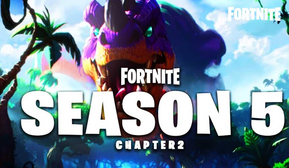 Fortnite Chapter 2 Season 5
