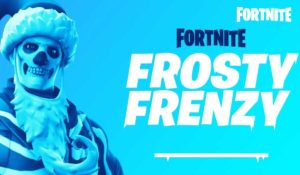 Fortnite Frosty Frenzy Trios Tournament Cup