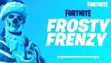 Fortnite Frosty Frenzy Trios Tournament Cup