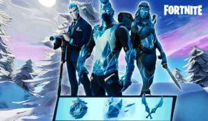 Fortnite Frozen Legends Pack Leaked