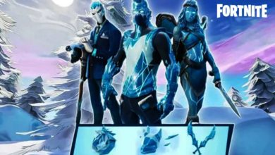 Fortnite Frozen Legends Pack Leaked