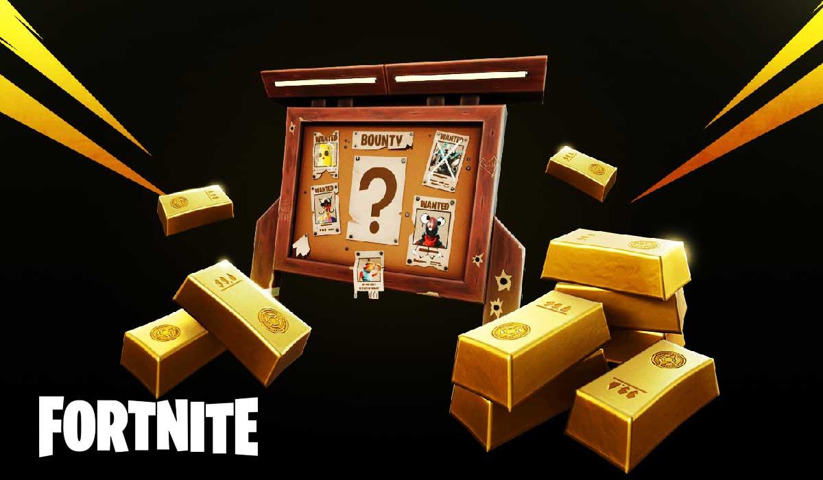 Fortnite Gold Bars