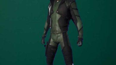 Green Arrow Fortnite Skin