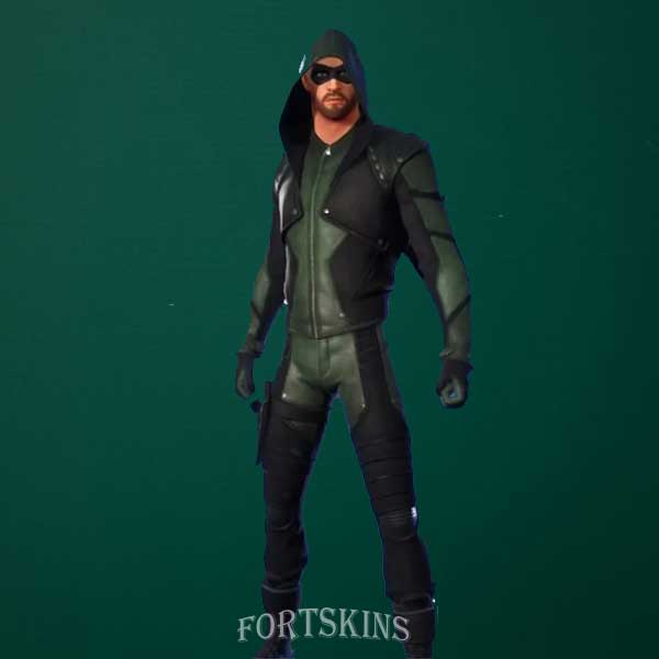 Green Arrow Fortnite Skin