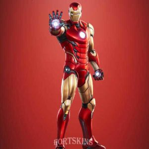 Iron Man Skin Fortnite