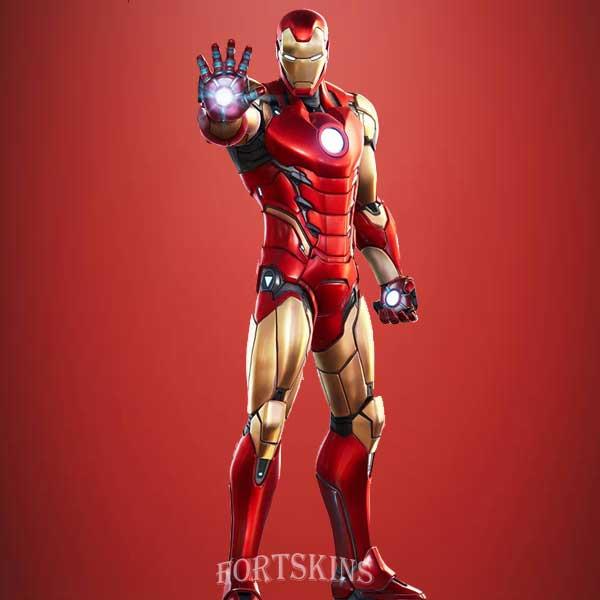 Iron Man Skin Fortnite