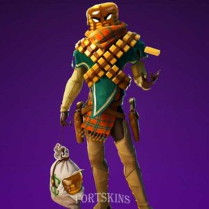 Mancake Fortnite Skin