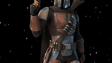 Mandalorian Fortnite Skin