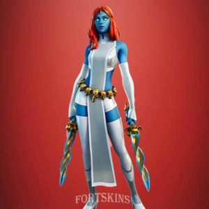 Mystique Skin Fortnite