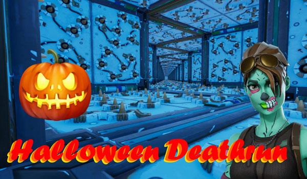Halloween Deathrun By Pan_go - Fortnite Deathrun Codes ...