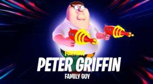 peter griffin fortnite skin