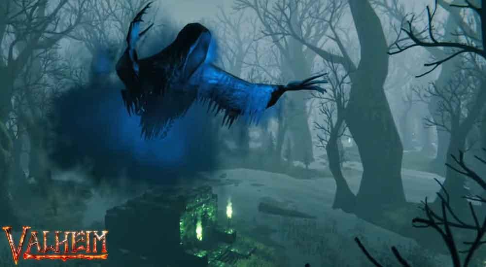 Valheim Swamp Biome