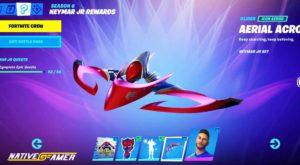 Neymar Jr Aerial Acrobat Glider